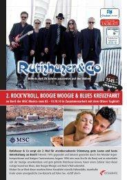 2. rock'n'roll, boogie woogie & blues kreuzfahrt - Cruisecenter AG