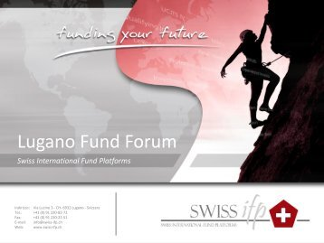Analysis - Lugano Fund Forum