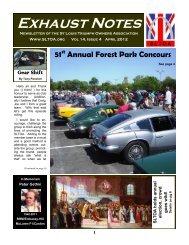 Printable PDF version - SLTOA