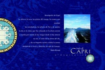 isola di - Capri Tourism