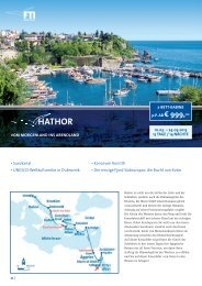 hAThor - FTI Cruises