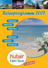 Termin - Huber Reisen - Flughafentransfer