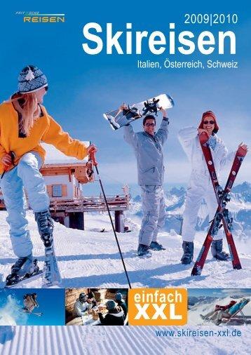 Katalog - Fritzsche Reisen