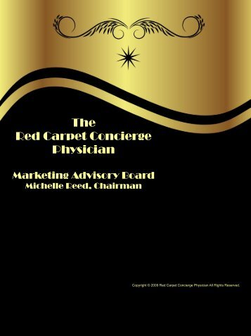 The Red Carpet Concierge Physician - Red Carpet Concierge of ...