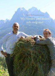 Auszug aus dem Kochbuch - Hotel Alpenblick