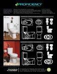3 LITRES UNE CHASSE D'EAU CONCEPT ÉVOLUTIF - Water Matrix - Page 4