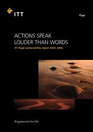 ACTIONS SPEAK LOUDER THAN WORDS - Cecodes