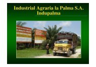 Industrial Agraria la Palma S.A. Indupalma - Cecodes