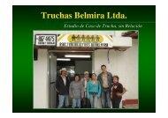 Truchas Belmira Ltda. - Cecodes
