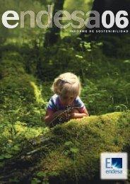 Informe de Sostenibilidad 2006 - Cecodes