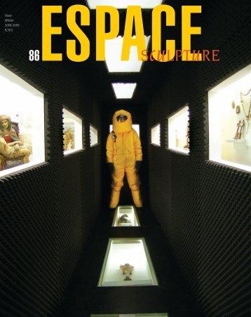 Espace 65 automne2003 - ESPACE sculpture