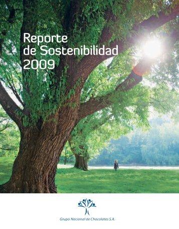 Reporte de Sostenibilidad 2009 - Cecodes