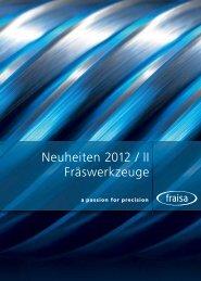 Neuheiten 2012 / II - SEMACO tools and software