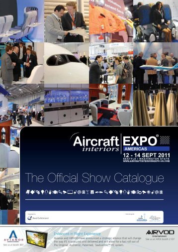 low-fare& regional - Aircraft Interiors Expo Americas