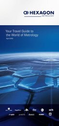Your Travel Guide to the World of Metrology
