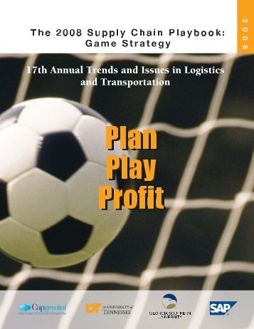The 2008 Supply Chain Playbook - Manrodt.com