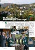 59. Westfälischer Schützentag in Bad Laasphe - Schützenwarte - WSB - Seite 4