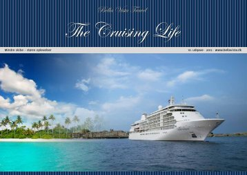 Mindre skibe – større oplevelser 10. udgave ... - Bella Vista Travel
