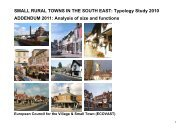 SMALL RURAL TOWNS IN THE SOUTH EAST - WikiService.at