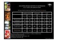 FORFAITS CHAMBRE+DINER - moulin de mougins