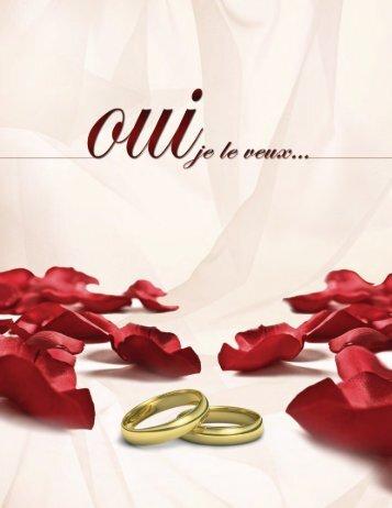 Forfaits mariage à l'Hôtel Québec - Les Hôtels Jaro