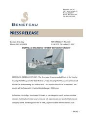 beneteau 40 wins boat of the year - Marina42