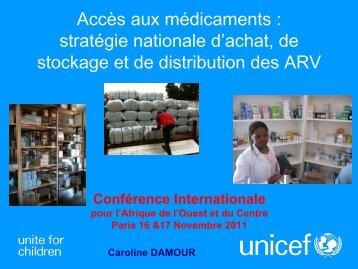Télécharger la présentation - Unicef