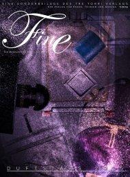 FINE Ein Magazin für Wein und Genuss 1|2015 – DUFTSTARS 2015