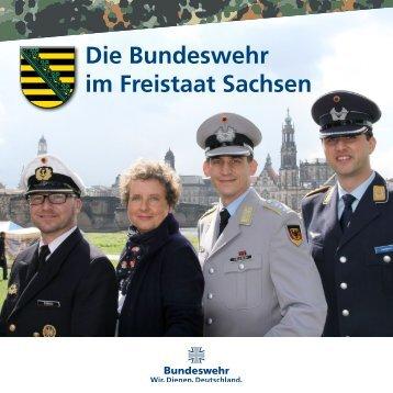 Die Bundeswehr im Freistaat Sachsen