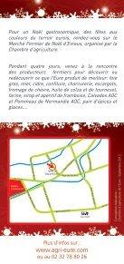 Marché fermier de Noël - Bienvenue à la Ferme - Page 2