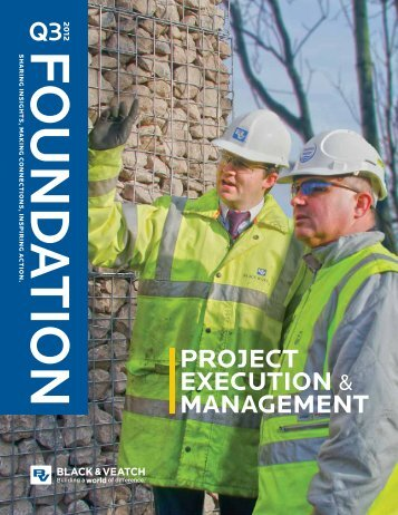 Project execution & ManageMent - Black & Veatch