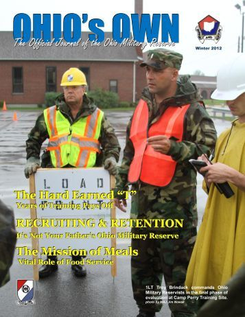 download - Ohio Military Reserve - State of Ohio