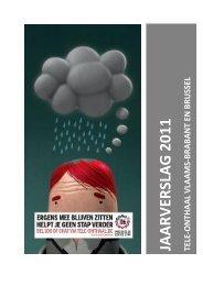 Jaarverslag 2011 Vl-Br.pdf - Tele-Onthaal