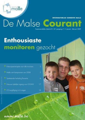 De Malse Courant - Gemeente Malle
