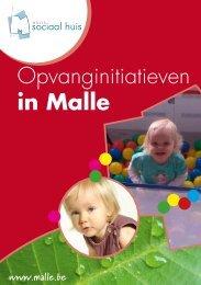 Deze brochure - Gemeente Malle