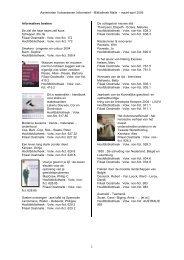 Aanwinsten Volwassenen Informatief – Bibliotheek Malle – maart ...