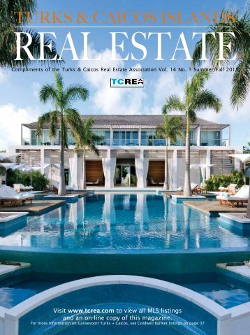 Turks & Caicos Islands Real Estate Summer/Fall 2015
