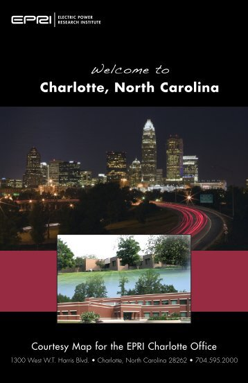 Charlotte, North Carolina - Electric Power Research Institute