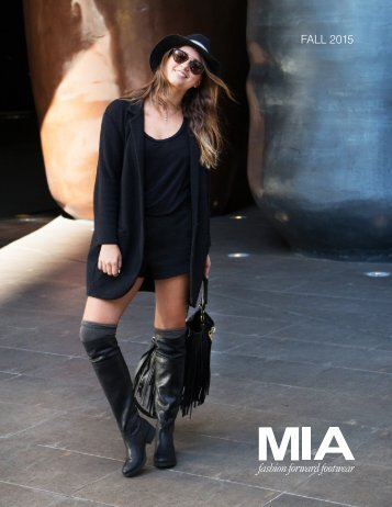 MIA Fall 2015 Collection