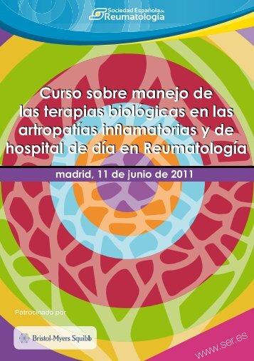 Patrocinado por - Sociedad Española de Reumatología