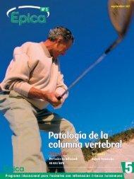 septiembre 2007 - Sociedad Española de Reumatología