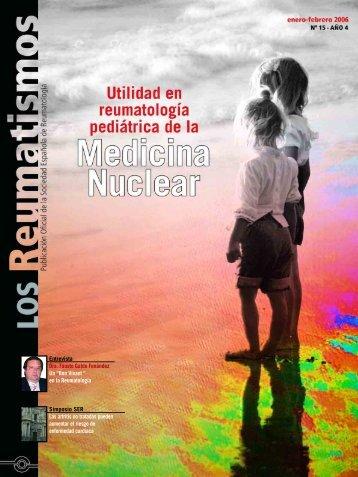LOS Reumatismos - Sociedad Española de Reumatología