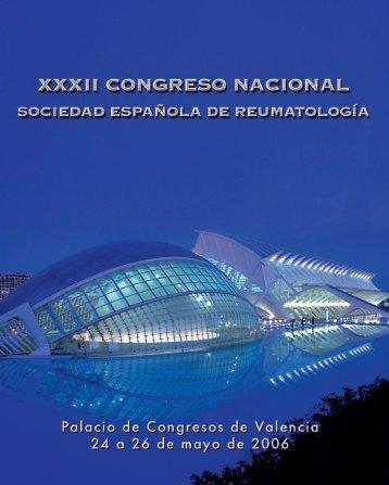 Programa Completo - Sociedad Española de Reumatología