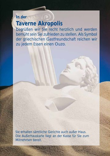 Taverne Akropolis - Kilu.de
