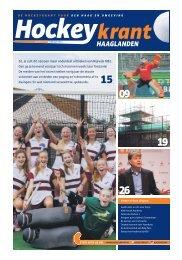 Hockeykrant Haaglanden voorjaar 2015