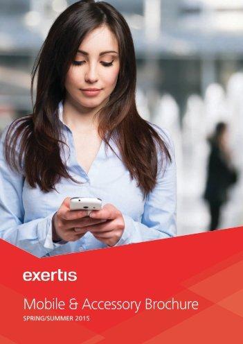 Mobile & Accessory Brochure