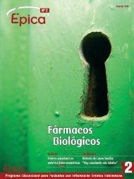 Fármacos biológicos - Sociedad Española de Reumatología