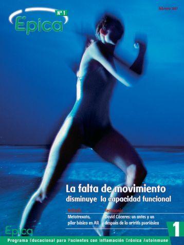 febrero 2007 - Sociedad Española de Reumatología