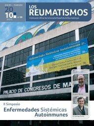 uetaciÛn 1 - Sociedad Española de Reumatología