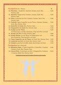 speisekarte - Hotel Restaurant Poseidon Bruchsal - Page 5